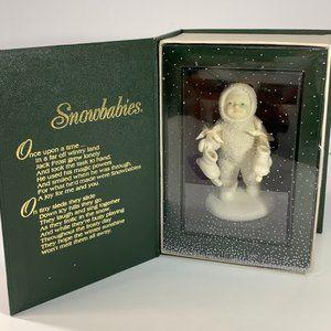 "Department 56 Snowbabies Collection #68608 ""Let's"
